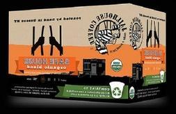 Jailhouse Organic Coffee Keurig K-Cups, BIO-DEGRADABLE AND C