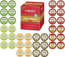 Cha4TEA K - Cup Tea Variety Sampler Pack 36 Count Keurig K C