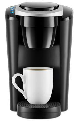 Keurig K-Compact Single-Serve K-Cup Pod Coffee Maker, Black-