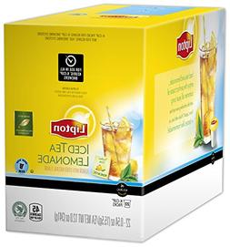 48 Count K-Cup Lipton 'ICED TEA LEMONADE ICED TEA' - FRESH!!