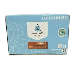 Caribou Coffee K-Cup Caribou Blend Coffee, 12 count