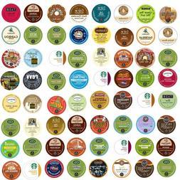 Keurig K-Cup CUSTOM VARIETY Pack. Over 150 Flavors To Choose