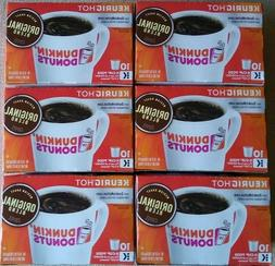 Dunkin Donuts K-Cups Original Blend fresh!  keurig Coffee 9