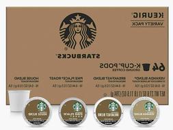 Starbucks K-Cups Coffee Pods | Variety Pack for Keurig Brewe