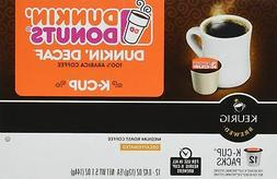 Dunkin Donuts K-Cups Decaf - 72 Count