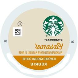 Starbucks K-Cups Keurig Ground Coffee Caramel House Veranda