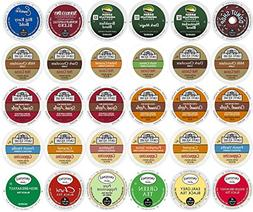 30-count K-cup Variety Pack for Keurig Brewers including Cof