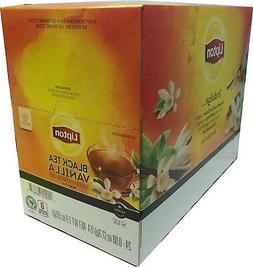 Lipton  K-Cups, Indulge Black Tea Vanilla 24 ct