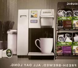 Keurig K155 Office Pro Coffee Maker Brewer, One Size, Silver