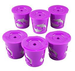 Podoy Reusable Refillable K-Cups Coffee Filter Compatible Ke