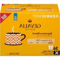 Gevalia Kaffe Coffee K-Cups Smooth Mild Roast Signature Blen
