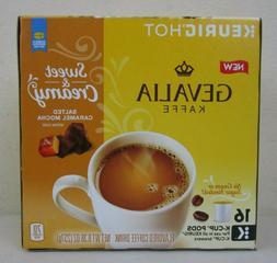 Gevalia Kaffe Keurig K-Cups Sweet & Creamy Salted Caramel Mo