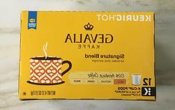 Gevalia Kaffe Signature Blend Mild Roast K-cups Pods 12 Ct