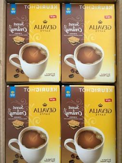 Gevalia Kaffe Sweet & Creamy S'mores Coffee, K-Cup Pods 64 k