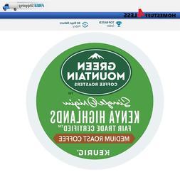Green Mountain Kenya Coffee keurig K-cups 24 Count