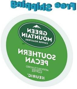 Keurig 48 Count k-cups Green Mountain SOUTHERN PECAN Coffee
