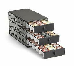 Keurig Brewed 3-Tiered Sliding K-Cup Drawer - Holds Up To 54