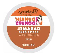 Keurig DUNKIN DONUTS Caramel Coffee Cake Coffee 16 K-Cups