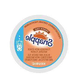 Snapple Keurig K-Cups, 22 Count - PICK ANY FLAVOR: Iced Tea,