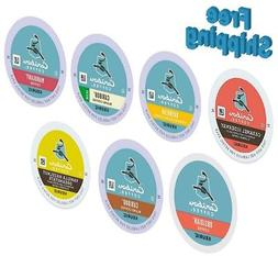 KEURIG K-CUPS Caribou Coffee CHOOSE THE FLAVOR & SIZE