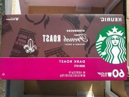 Keurig K Cups Coffee Starbucks French Roast K-Cups Dark Blen