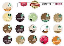 Starbucks Keurig K-cups Coffee PICK THE FLAVOR & SIZE