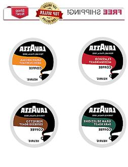 Lavazza Keurig K-cups Coffee PICK THE FLAVOR & SIZE