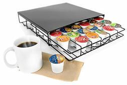 Keurig KCup Storage Drawer Coffee Holder for 36 KCups Black