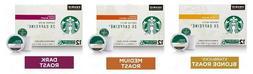 Keurig Starbucks PLUS 2X CAFFEINE K-Cups Blonde , Medium or