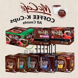 McCafe Coffee Pods K-Cups 18 36 72 100 108 Count Capsules lo