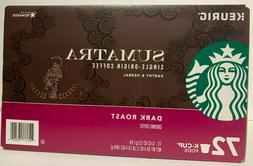 keurig single origin sumatra dark roast coffee