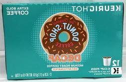 The Original Donut Shop Keurig Single-Serve K-Cup Pods, Deca