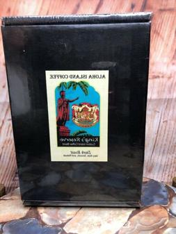 Aloha Island Coffee Company Kona Hawaiian Blend Keurig K-Cup