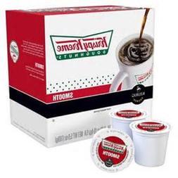 Krispy Kreme Doughnuts Smooth Light Roast Coffee Keurig K-Cu