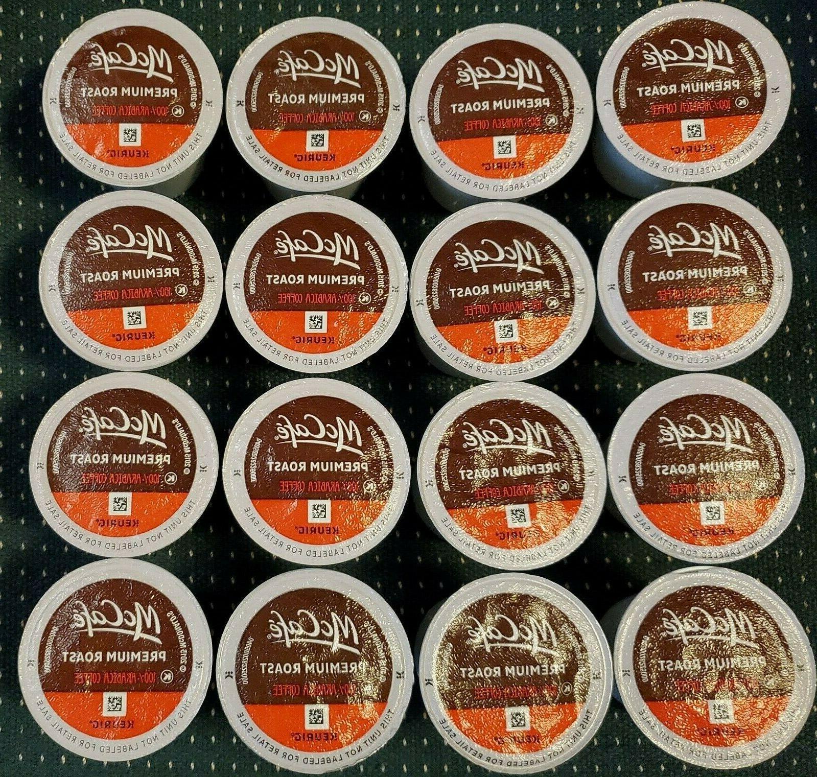 16 premium roast 100 percent arabica coffee