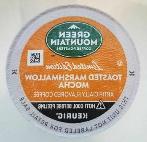 18 Green Mountain MARSHMALLOW Coffee 2.0 2021!!