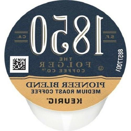 1850 Pioneer Blend CoffeeK K-Cups, Medium Roast