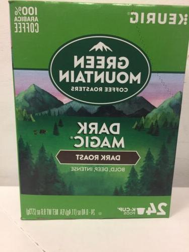 24 COUNT Mountain Coffee k-cups