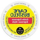 24 Count Cafe Bustelo 'ESPRESSO STYLE' Kcup K-cup Kcups FRES