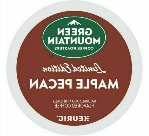 24 maple pecan k cups brew pods