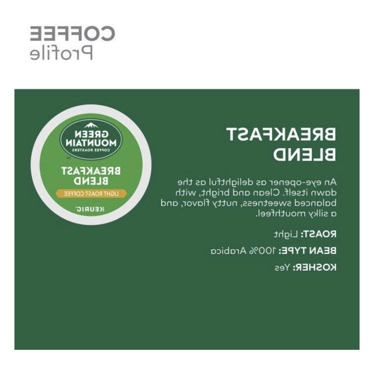 2x Green Breakfast Blend 24 Light Roast—