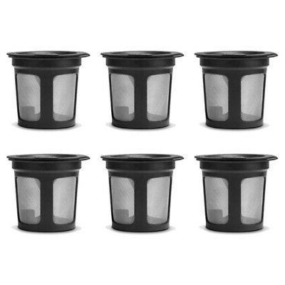 3/6/9X For Keurig K-Cups Keurig 2.0&1.0 Refillable Reusable