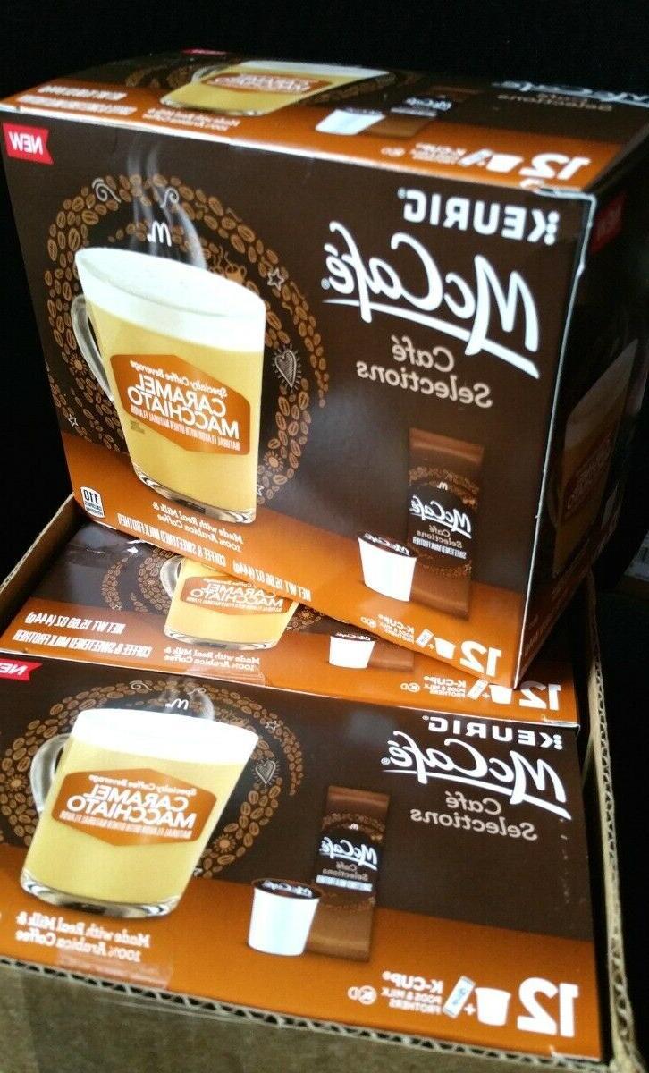 3 pack mccafe caramel macchiato 12 k