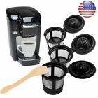 3 PCS K Cups Reusable Replacement Coffee Filter Refillable H
