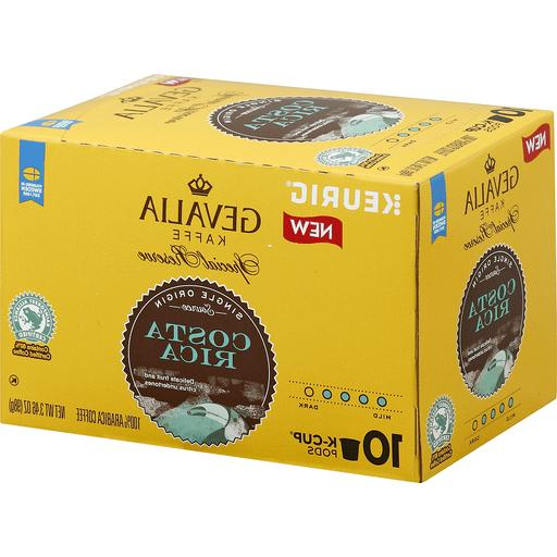 40 Costa Pods 4 boxes 10 for Keurig Machines