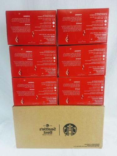 Starbucks Coffee Holiday Blend KEURIG Pods -