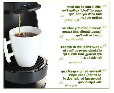 72 Blend Coffee Keurig K-cup brewer
