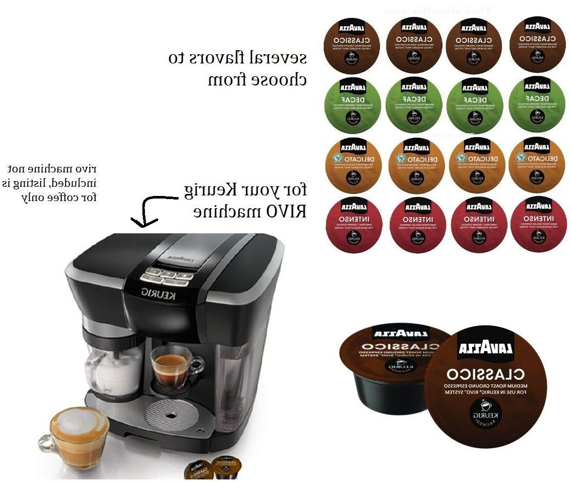 72  or 90 wholesale KEURIG RIVO machine lavazza Single cup C