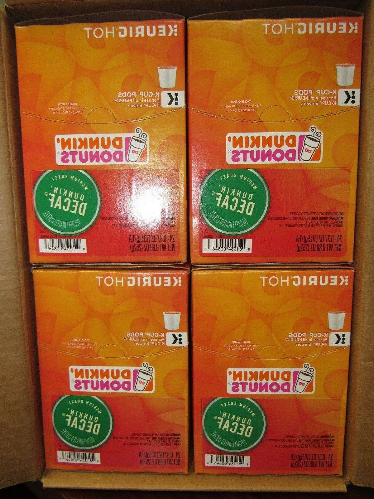 96 count dunkin donuts dunkin decaf k