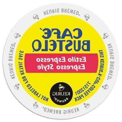 96 count espresso style kcup k cup